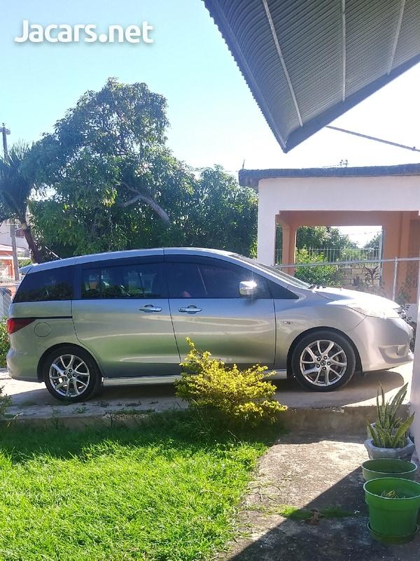 Nissan LaFesta 2,0L 2012-5