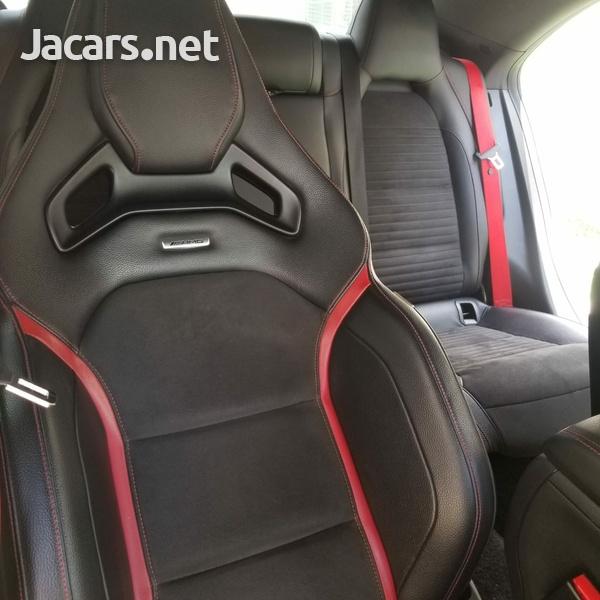 Mercedes-Benz CLA-Class 2,5L 2014-7