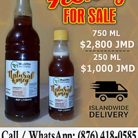 Get Your Bottle of Honey Today..