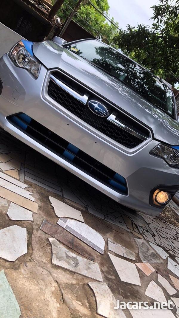 Subaru G4 2,0L 2013-2