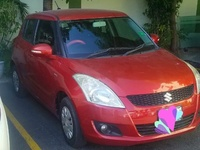 Suzuki Swift 1,2L 2015
