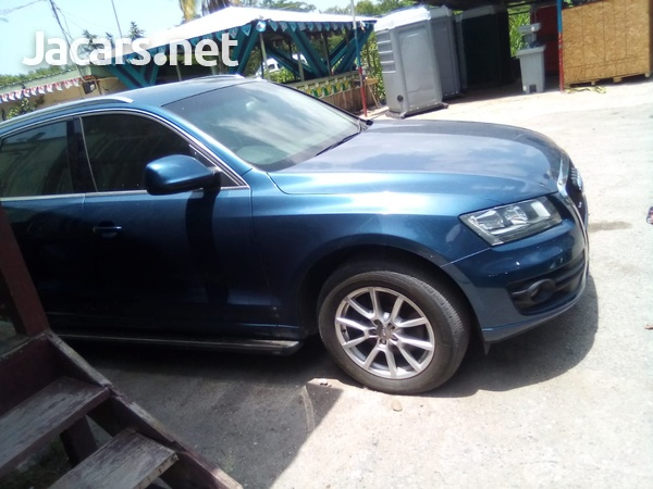 Audi Q5 2,0L 2010-5