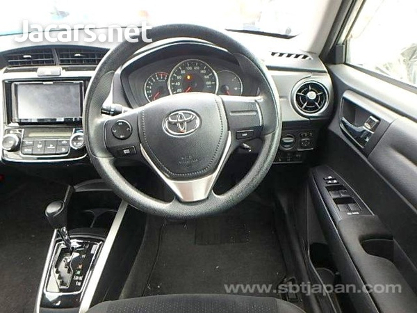 Toyota Fielder 1,8L 2016-5