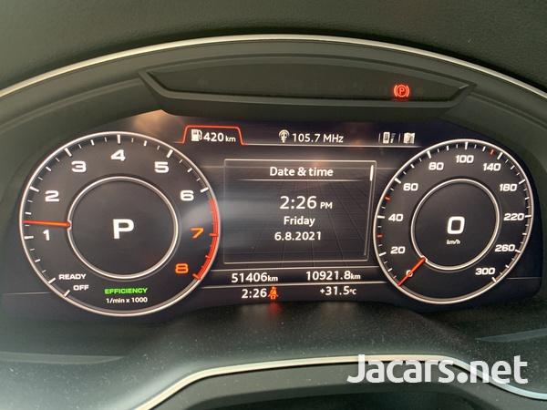 Audi Q7 3,0L 2016-7