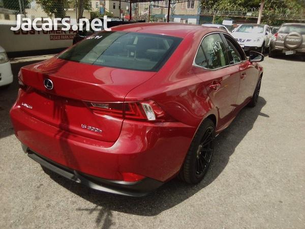 Lexus GS 2,5L 2014-5
