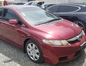 Honda Civic 1,7L 2009