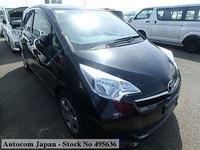 Toyota Ractis 1,5L 2014