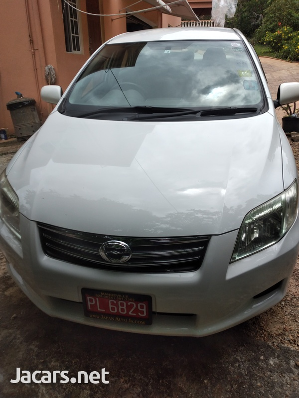 Toyota Axio 1,8L 2012-2