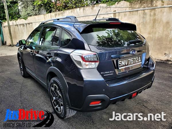 Subaru XV 1,6L 2016-4