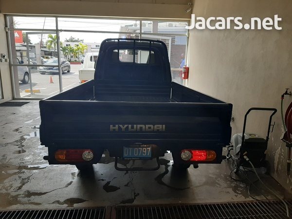 Hyundai H100 Drop-side Body Truck-2