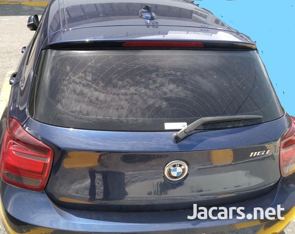 BMW 1-Series 1,6L 2014-2