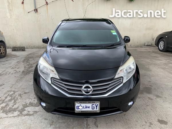 Nissan Note 1,2L 2013-8
