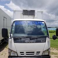 2006 Isuzu Freezer Truck