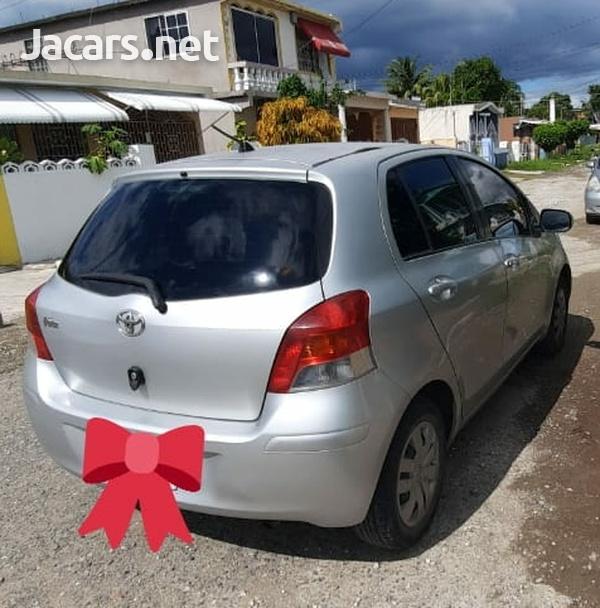 Toyota Vitz 1,3L 2010-2
