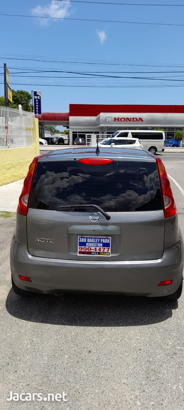 Nissan Note 1,5L 2010-11