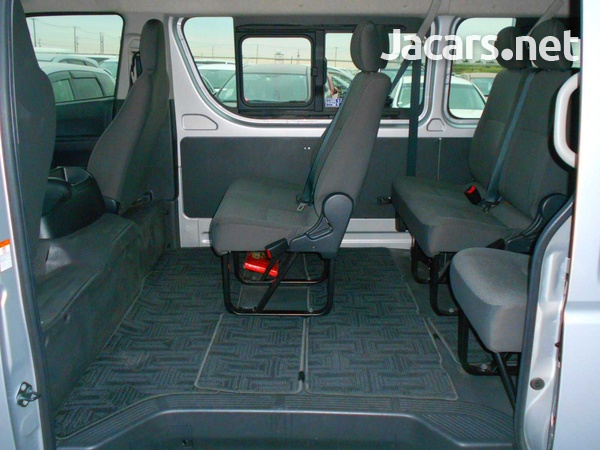 2016 Toyota Hiace Long DX 10 Seater-5