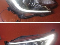 2015 Toyota Mark X GRX130 Genuine Left and Right Headlight