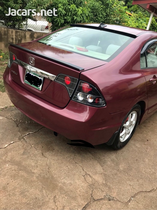 Honda Civic 1,8L 2010-8