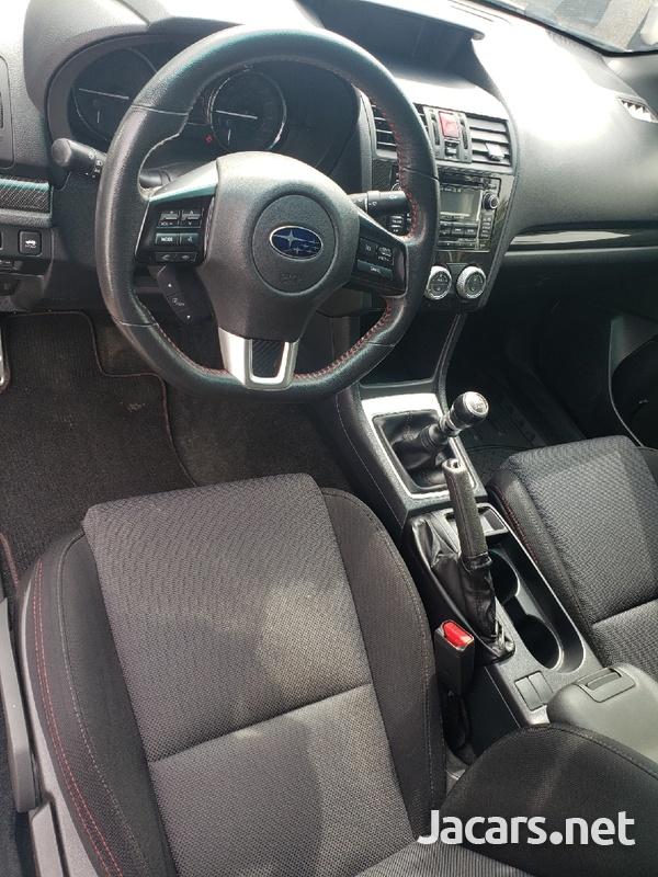 Subaru WRX 3,0L 2015-8