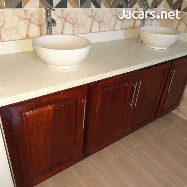 Installation of counter tops-8