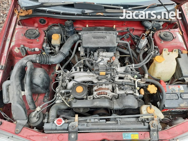 Subaru Impreza 1,6L 1998-7