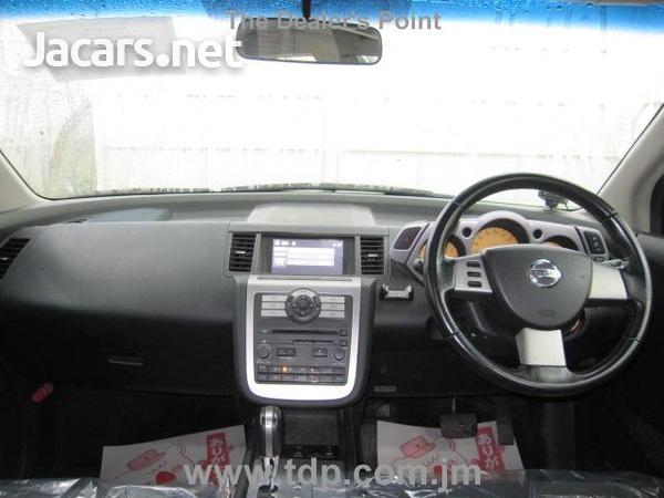 Nissan Murano 2,5L 2007-4