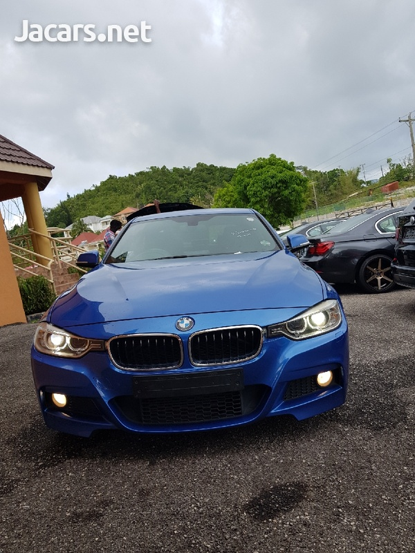 BMW 3-Series 1,6L 2014-1
