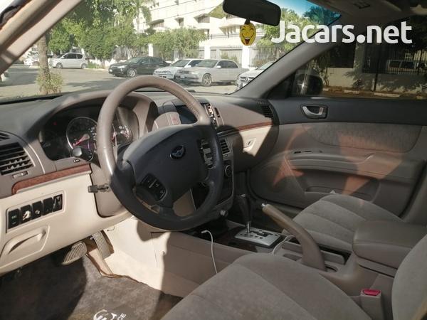 Hyundai Sonata 3,3L 2006-11