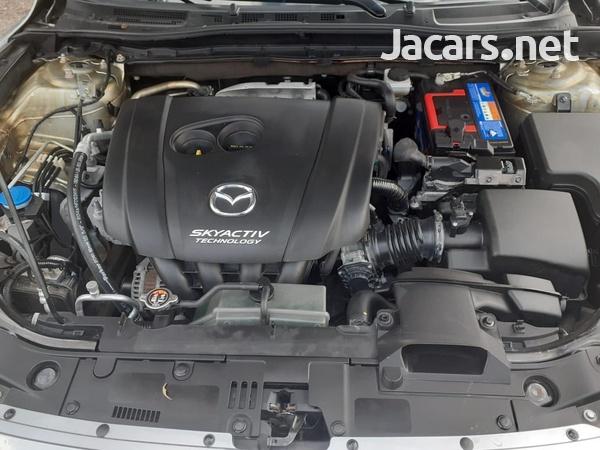 Mazda 3 2,0L 2017-11