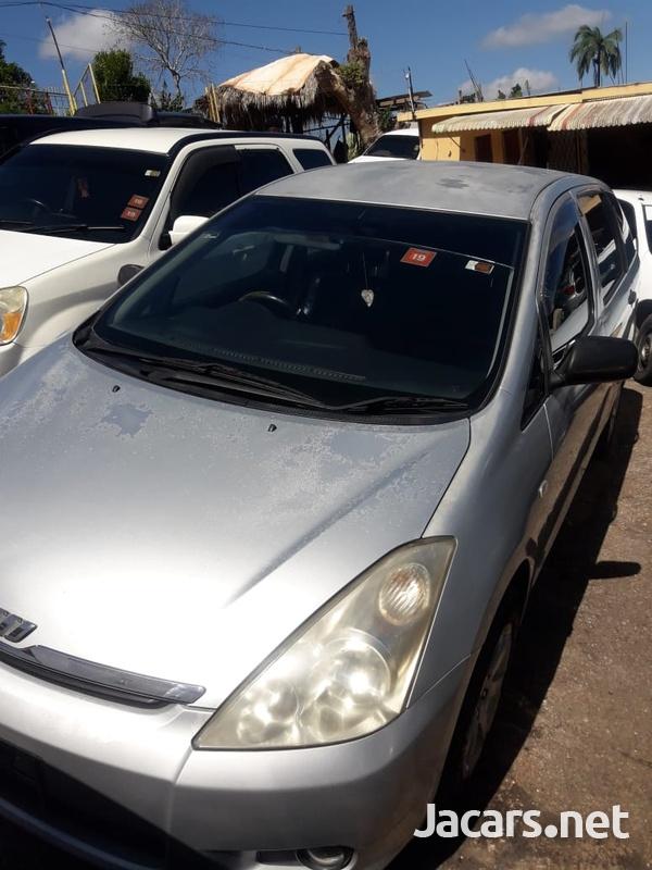 Toyota Wish 1,8L 2003-5