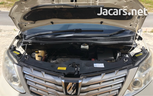 Toyota Alphard 2,4L 2011-6