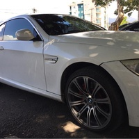 BMW 3-Series 3,3L 2011
