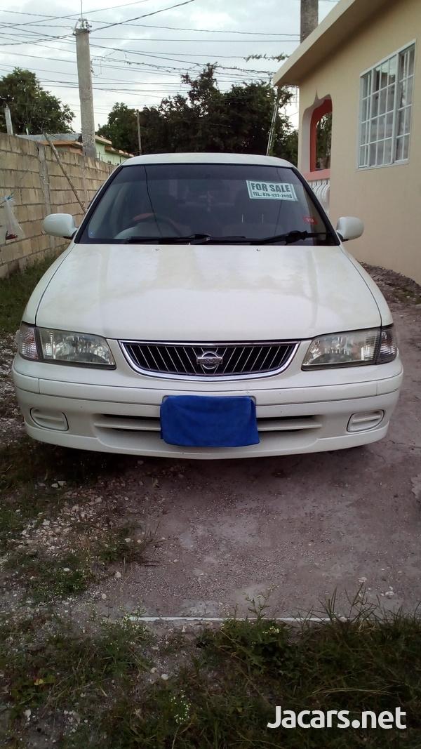Nissan Sunny 1,5L 2004-5