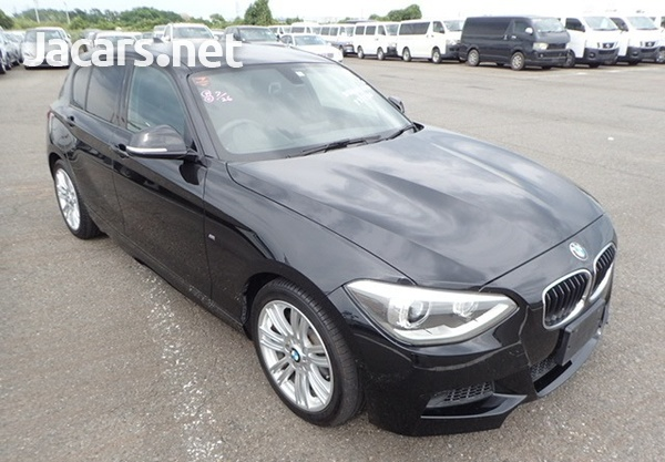 BMW 1-Series 1,6L 2015-7