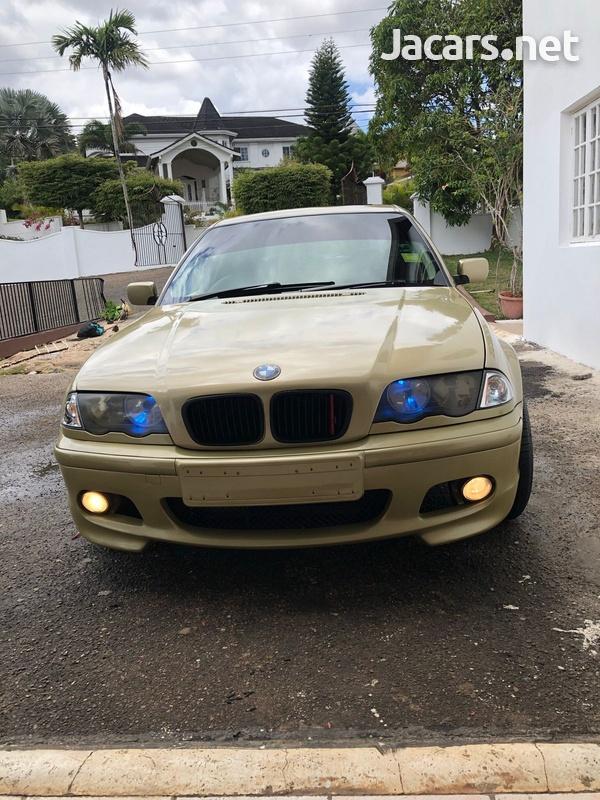 BMW 3-Series 2,5L 2000-2