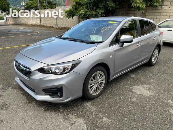 Subaru Impreza 1,6L 2018-2