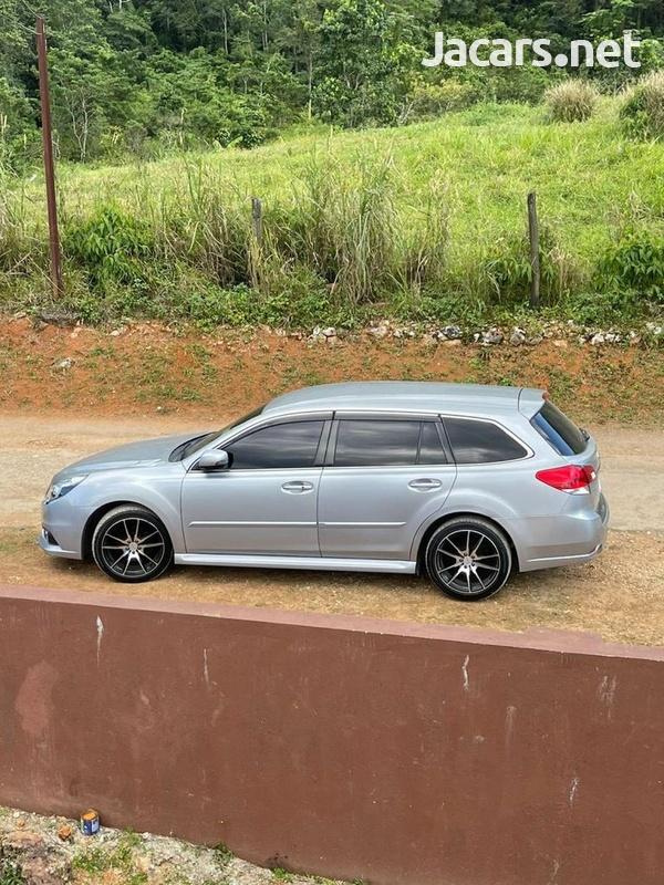 Subaru Legacy 2,5L 2014-4