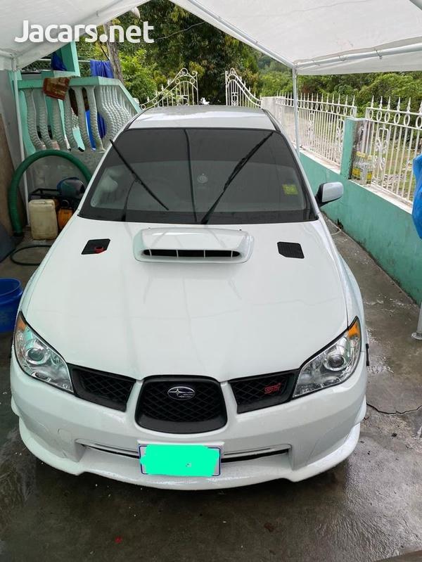 Subaru WRX STI 2,5L 2006-1