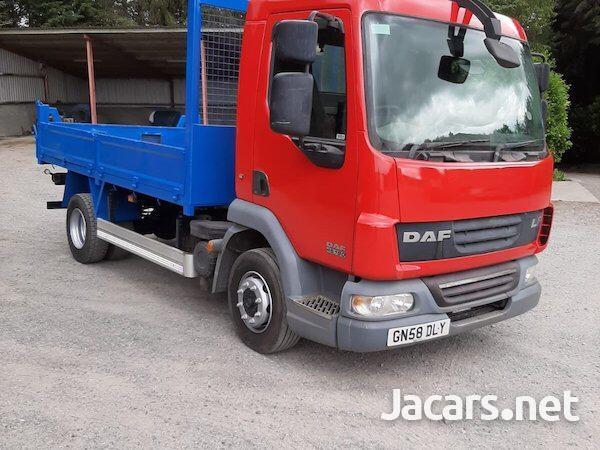 DAF Tipper Truck 2009 12.5T-2