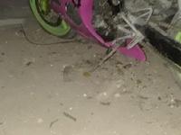Honda f4i Bike