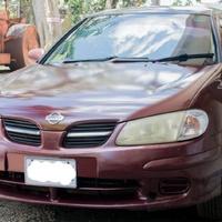 Nissan Almera 1,5L 2003