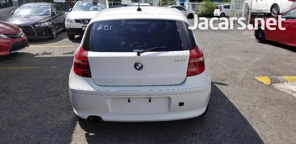 BMW 1-Series 1,6L 2011-6