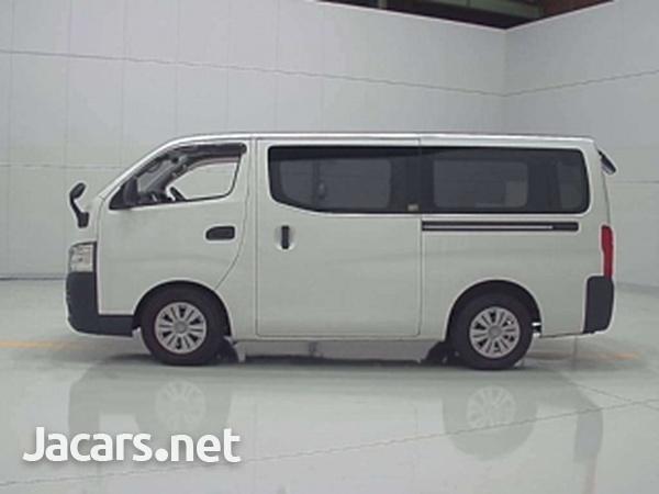 Nissan Caravan 2,0L 2016-4