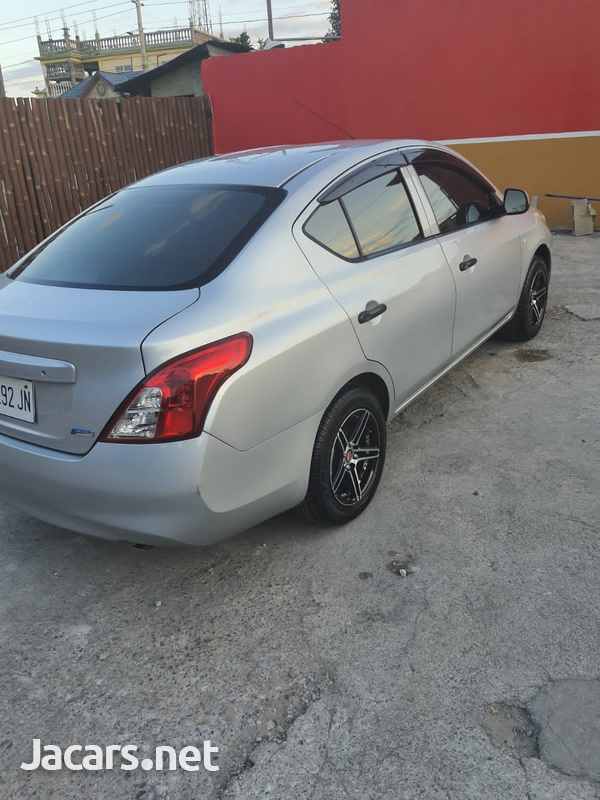 Nissan Latio 1,1L 2013-5