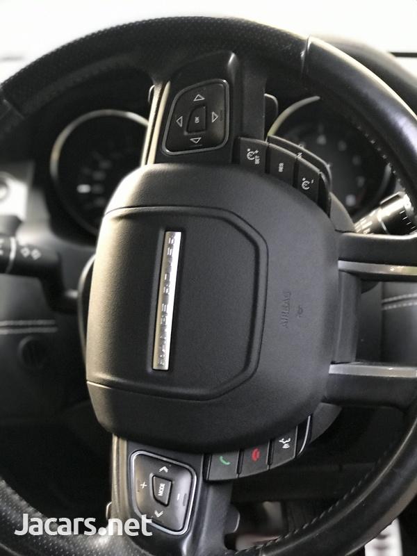 Land Rover Range Rover Evoque 2,0L 2014-5