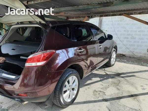 Nissan Murano 1,5L 2013-2