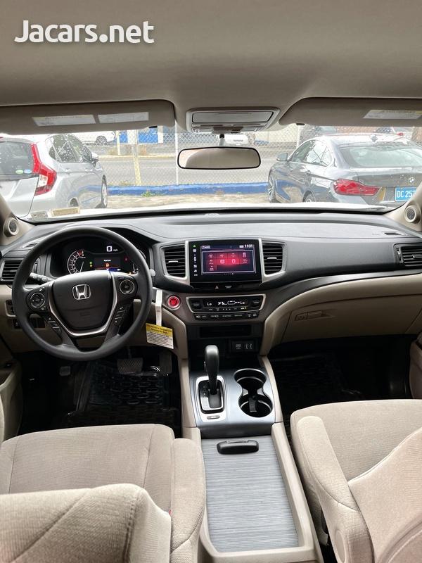 Honda Pilot 3,5L 2016-7