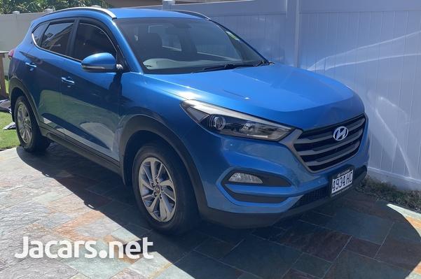 Hyundai Tucson 2,0L 2016-3