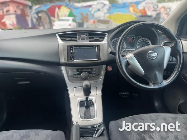 Nissan Sylphy 1,8L 2015-7