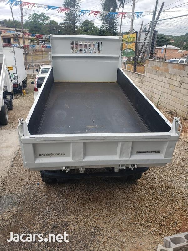 Isuzu Dump Truck High Deck-3